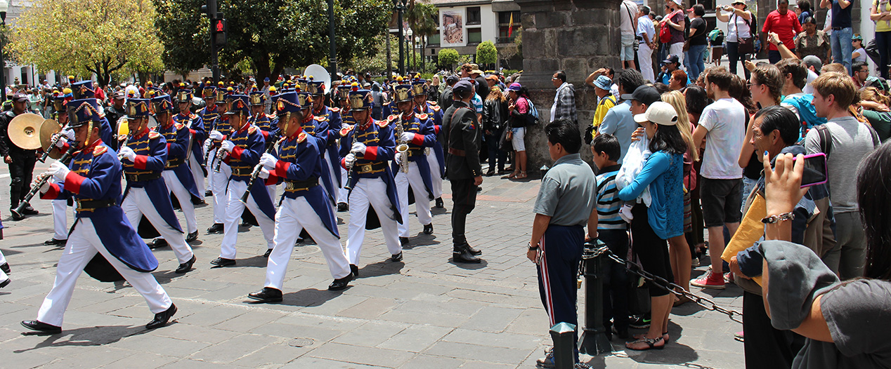 Free Walking Tour in Quito, Ecuador. Six Days a Week!